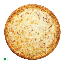 Cheese & Onion Pizza