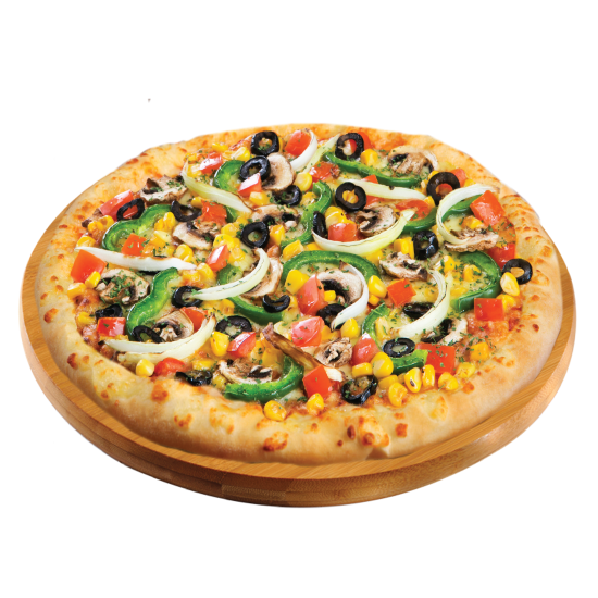 Veggie Mania Pizza