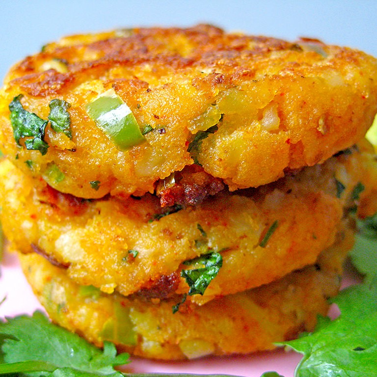 Aloo Patty