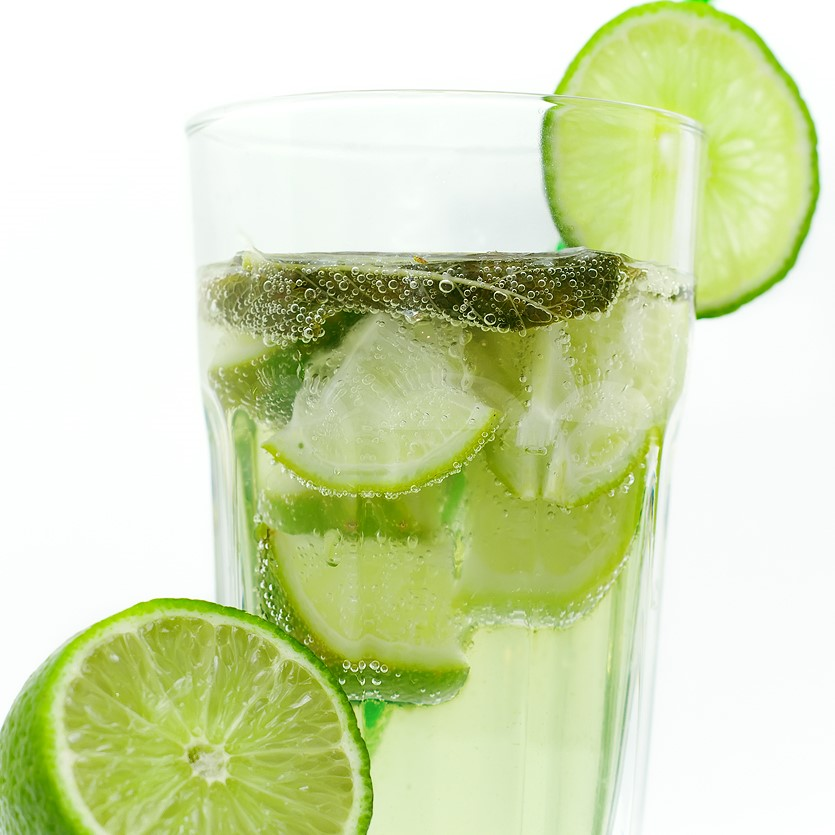 Classic Lemon Mint Soda