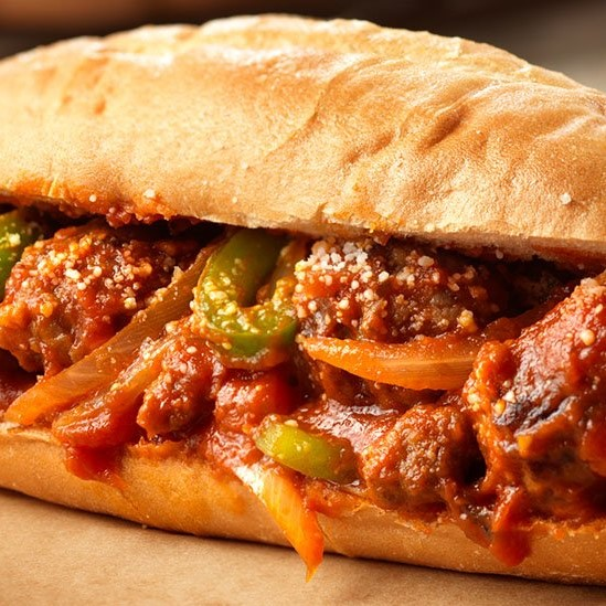 Super Spicy Sandwich