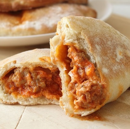 Chipotle Calzone