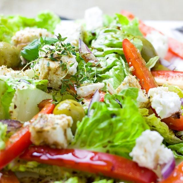 Creamy Veg Salad