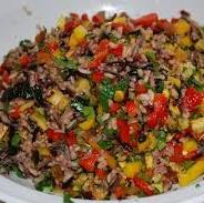 Veg Rice Salad