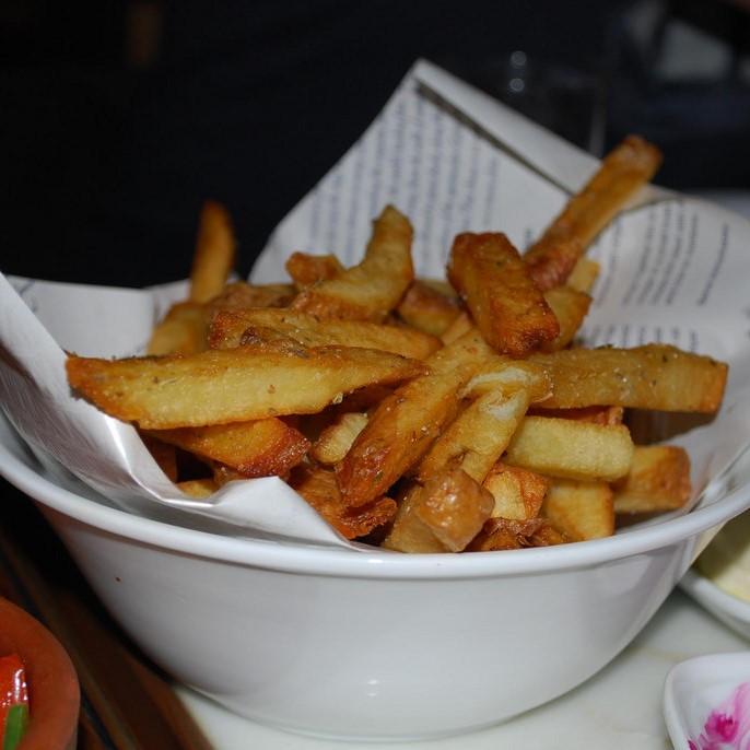 Peri Peri Fries