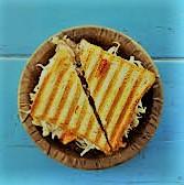 Mexican Sandwich + Cappuccino / Mojito