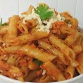Tandoori Sauce Pasta
