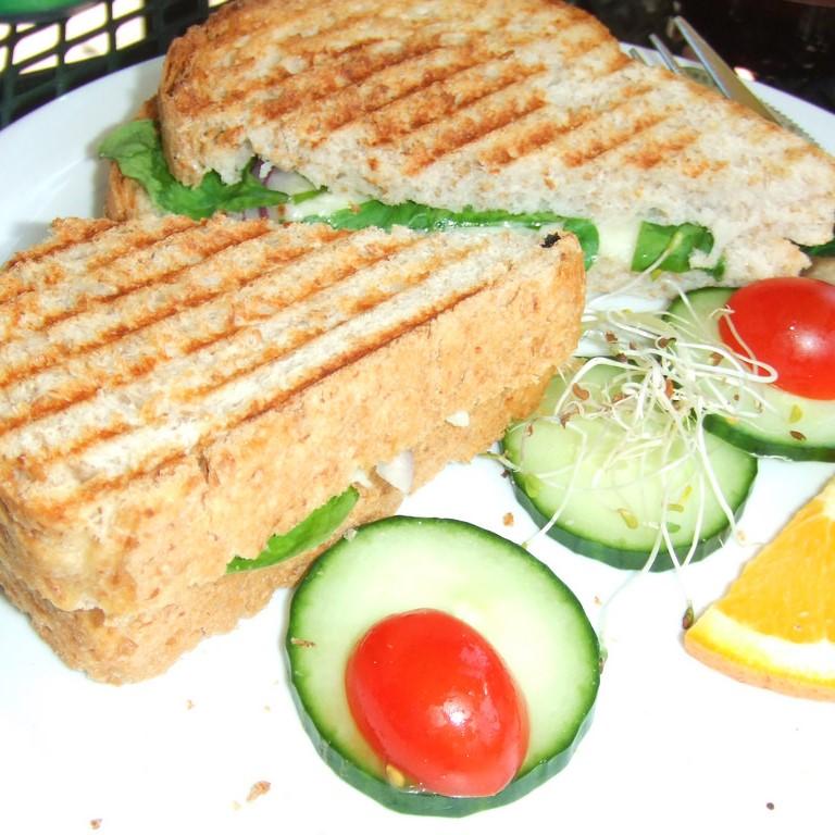 Veg.Grilled Sandwich