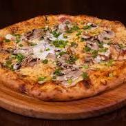 Onion Capsicum Pizza