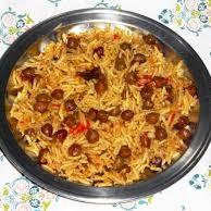 Prem. & Chana Fried Rice