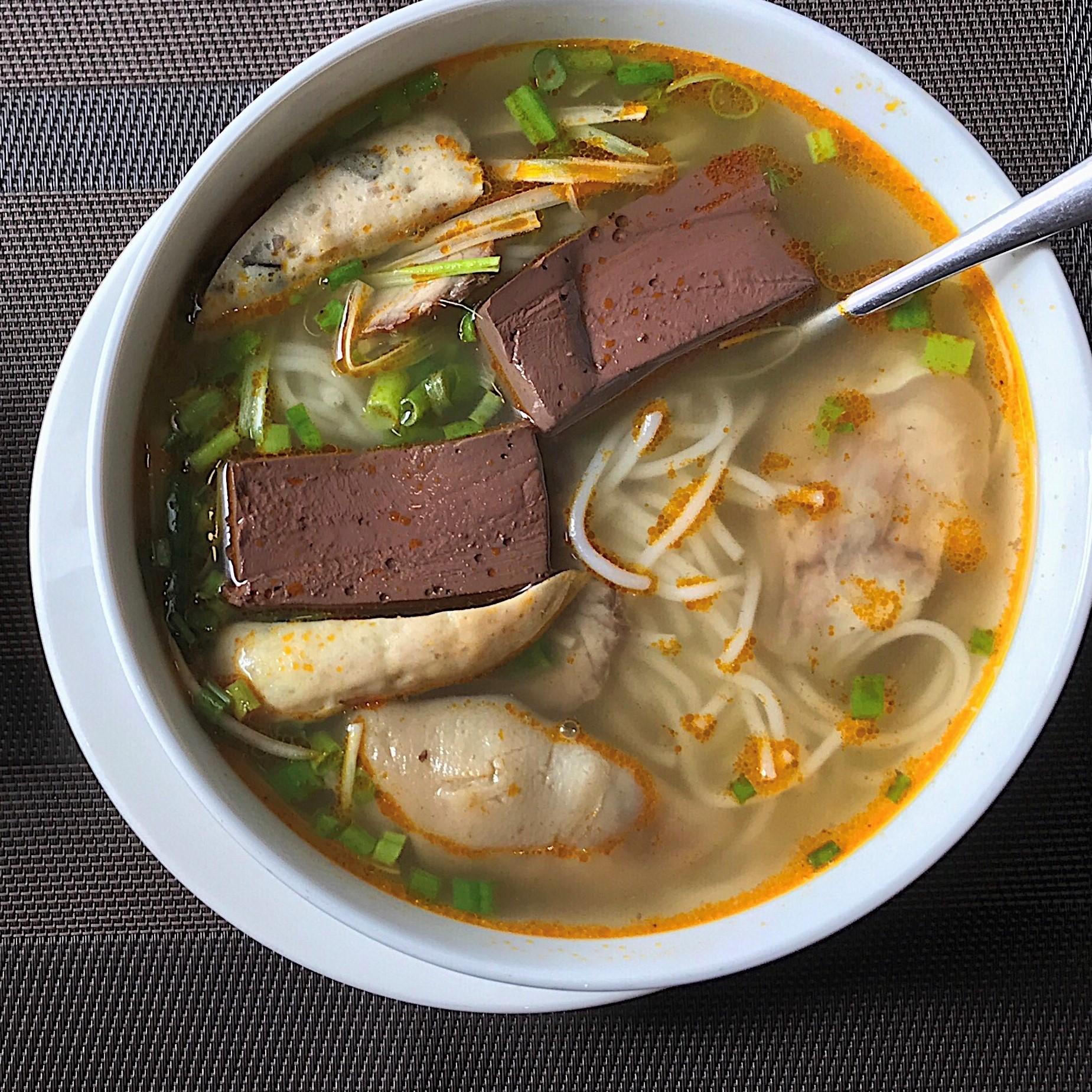 Veg. Talumein Soup