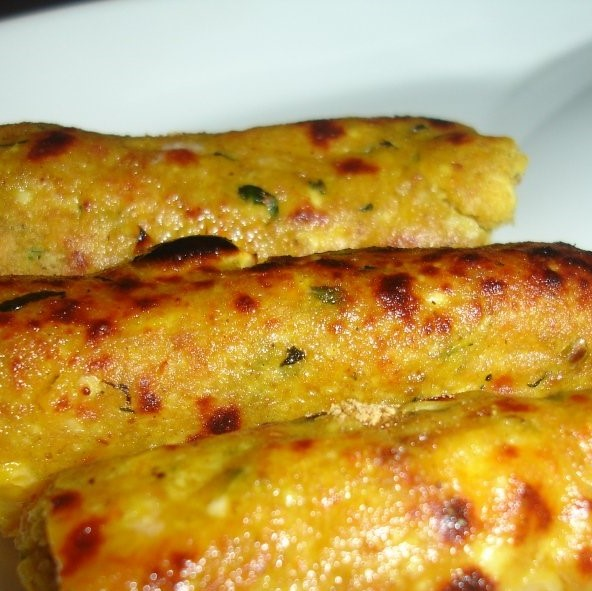 Cheese Seekh Kabab