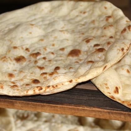 Plain / Butter Roti