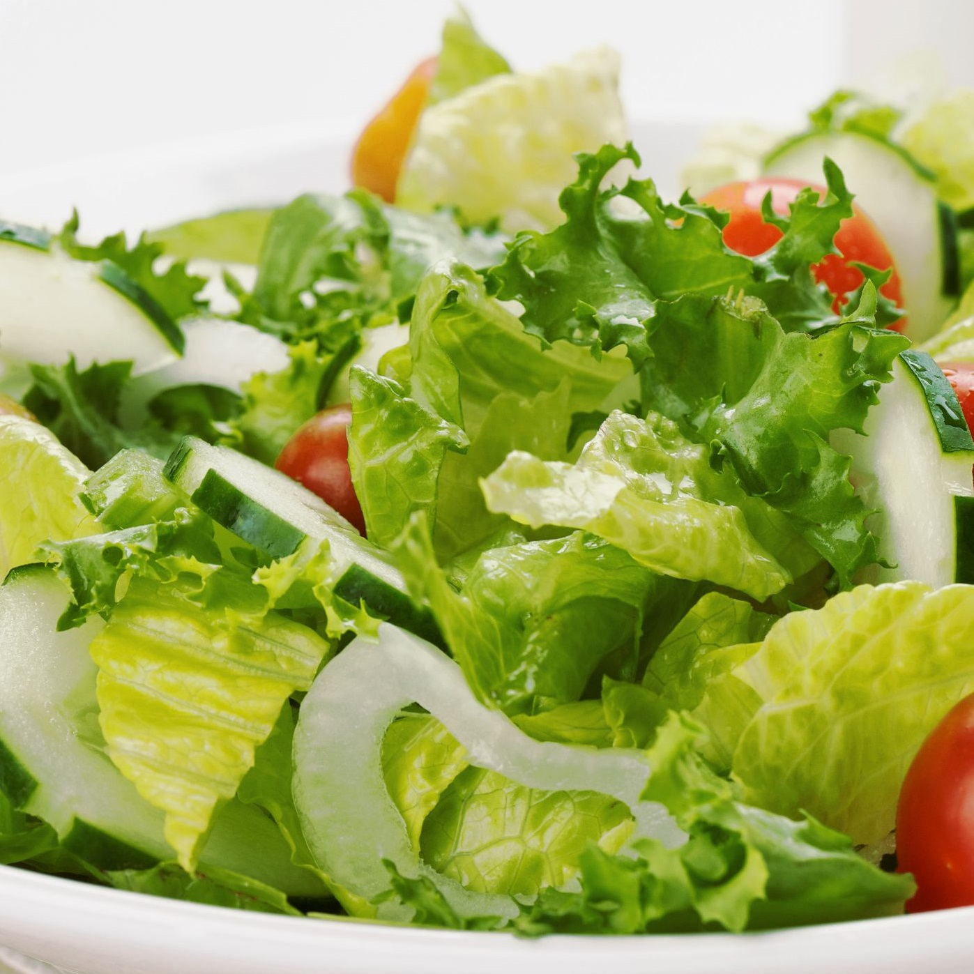 Plain Green Salad