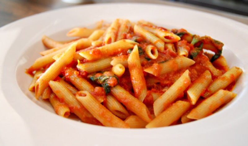 Penne In Red Sauce