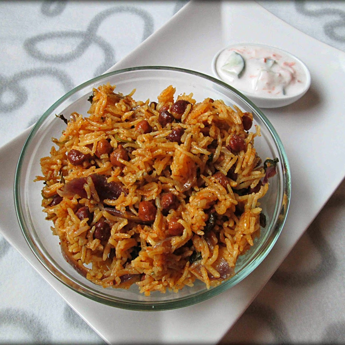Chana Rice Desi Ghee Fry