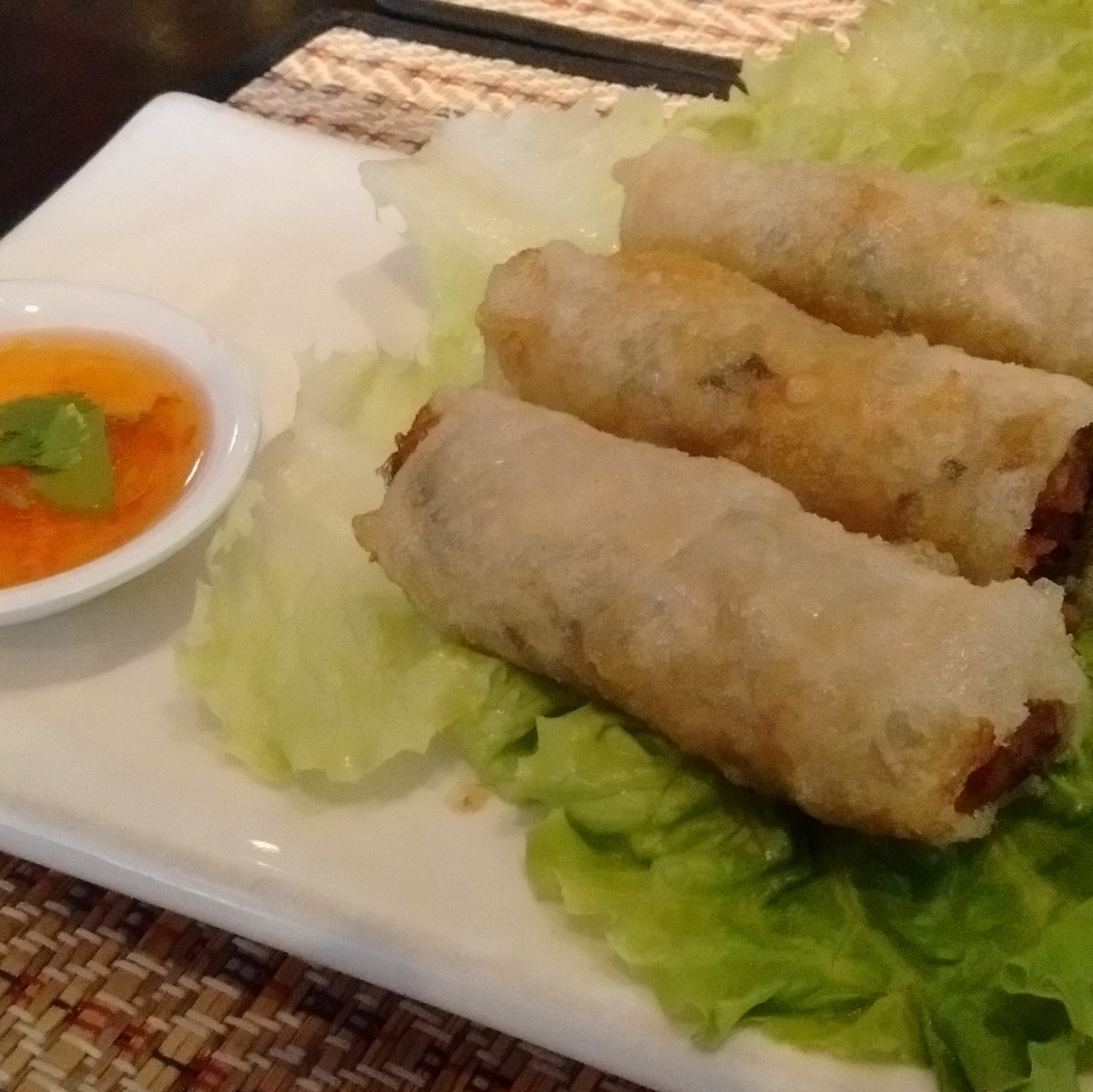 Haryali Chaap Roll