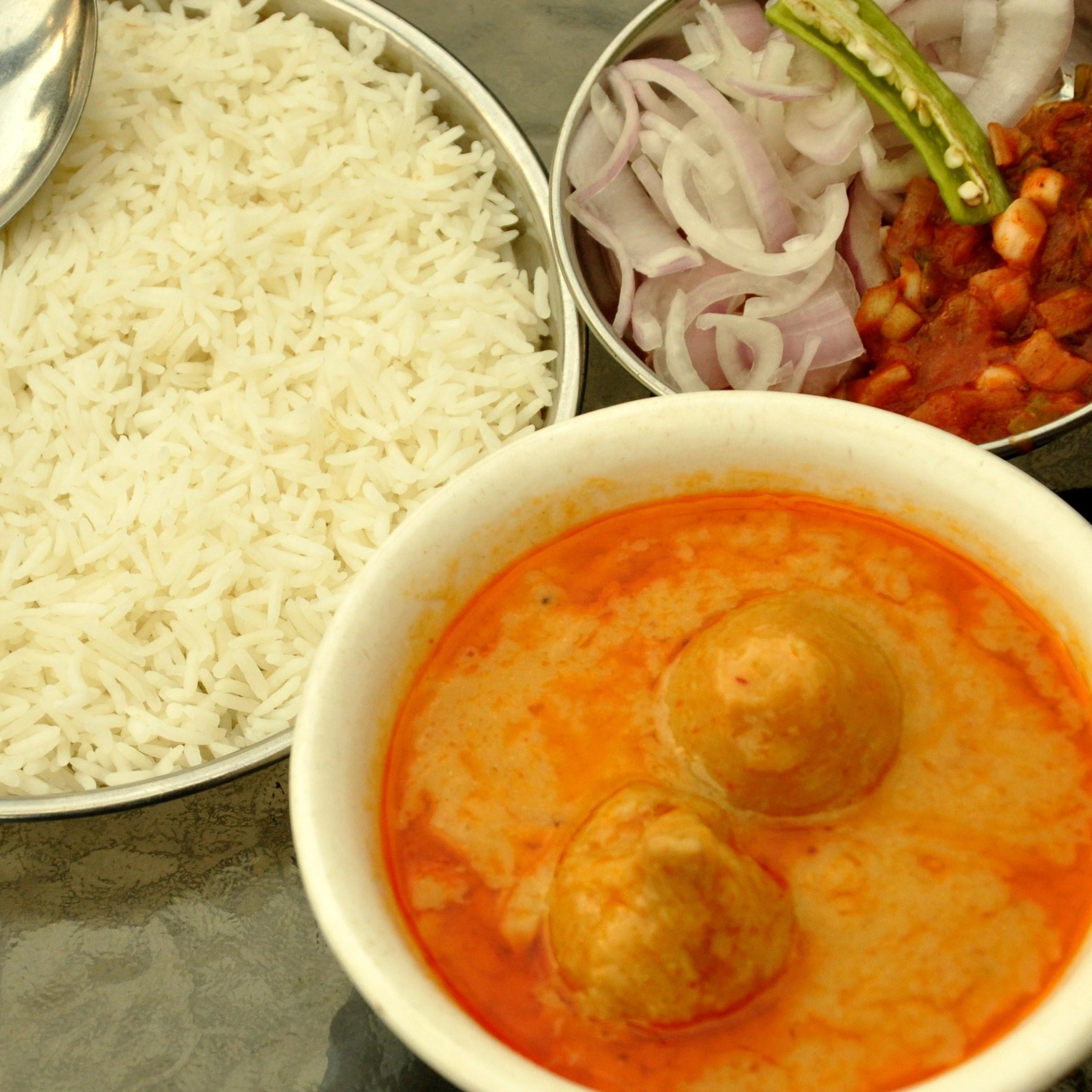 Kadhi Rice Fry