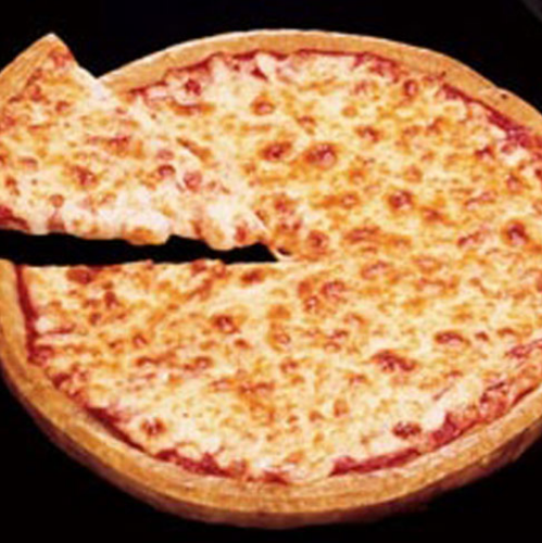 Plain Cheese Pizza