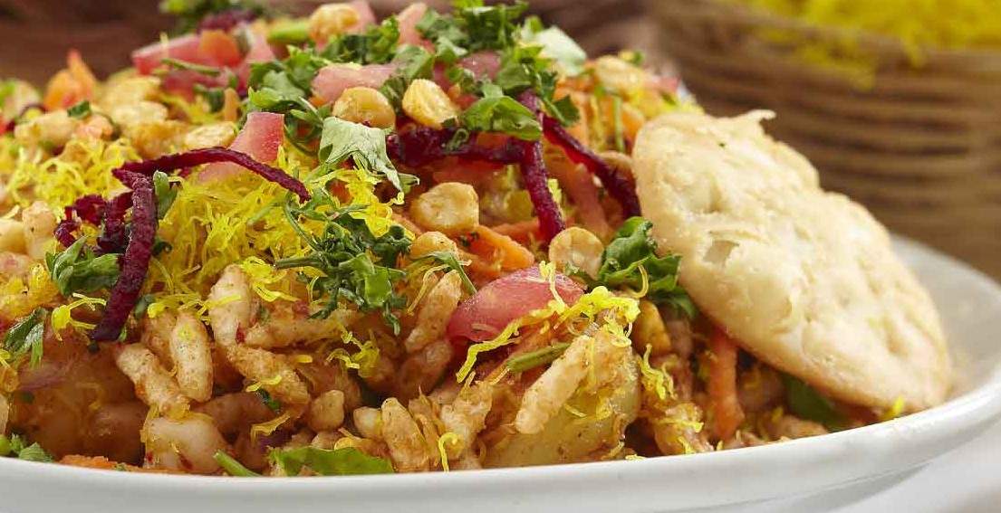 kraara Bhel salad
