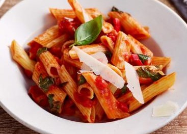Red Hot Spicy Pasta