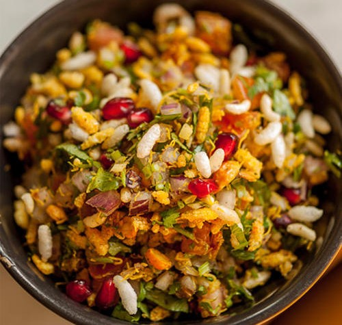 Hot Spicy Namkin Bhel
