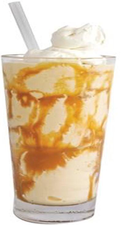 Butterscotch Shake