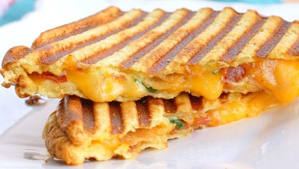 Desi Grilled Sandwich