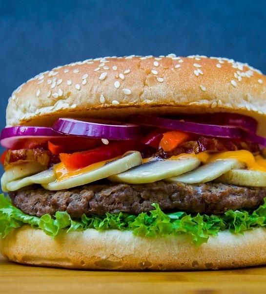 Popular Bite Burger