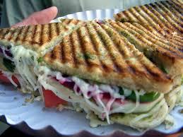 Jumbo Grilled Sandwich