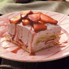 Strawberry Pastry