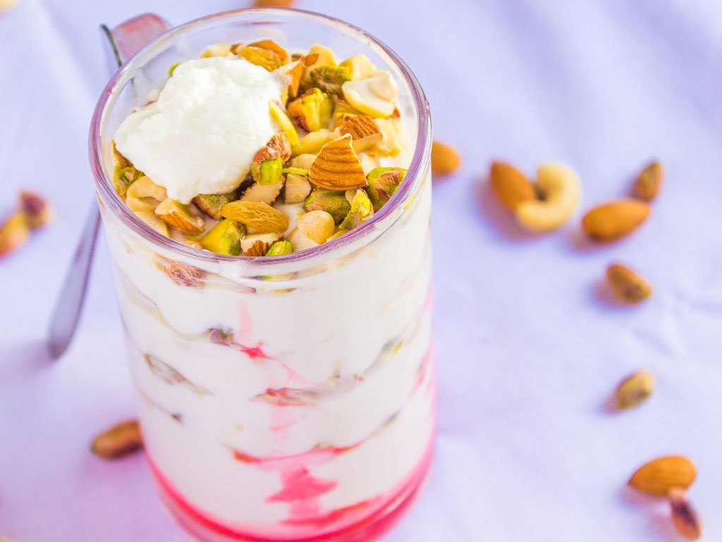 Dry Fruit Lassi