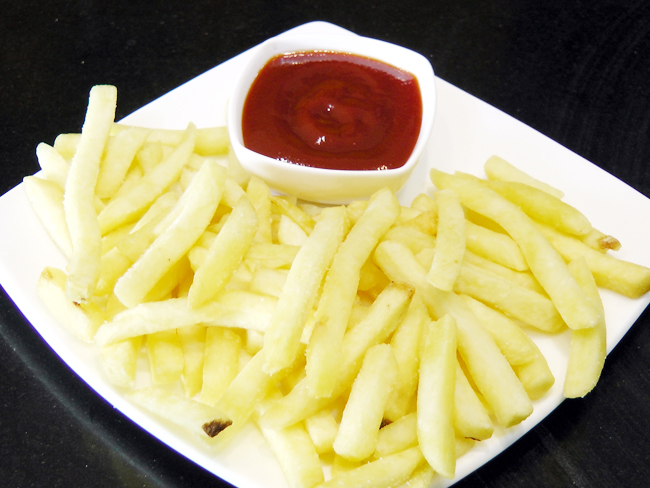 Finger Fries
