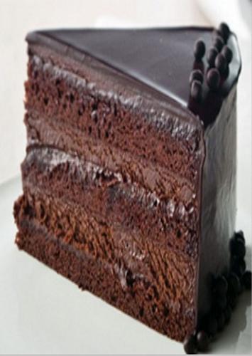 Dark Chocolate Pastry