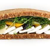Veg. Cheese Sandwich