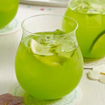 Green Mint Colada