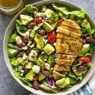 Veg. Grilled Salad