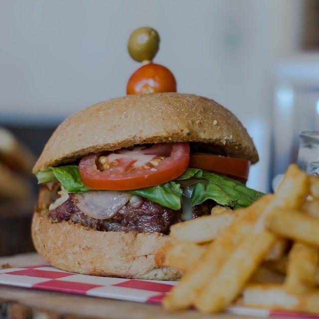 Veg.  Crisp 'N' Crunchy Burger