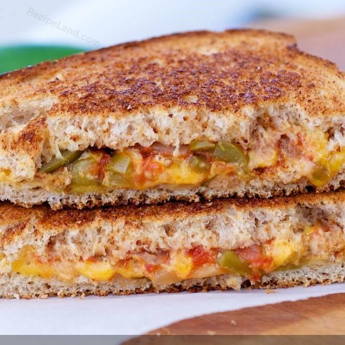 Veg. Mexican Cheese Sandwich