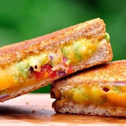 Veg. Raseela Sandwich