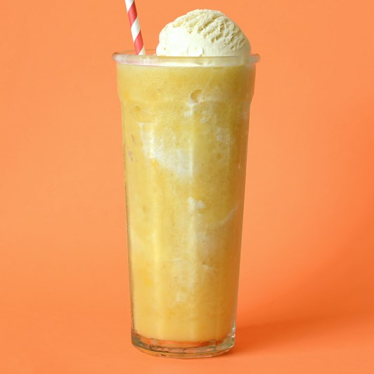 Butter Scotch Shake