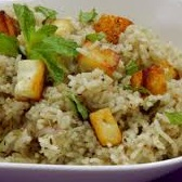 Cheese Pulao
