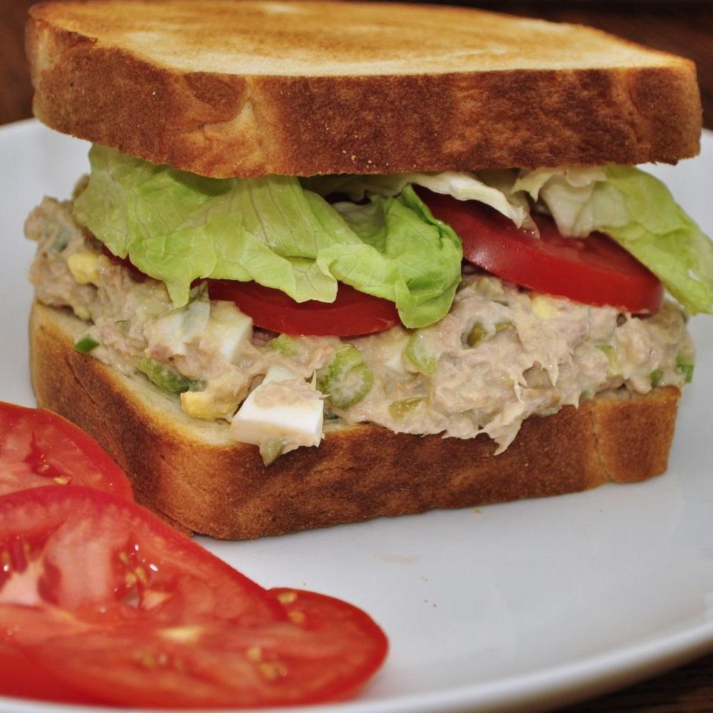 Veg Salad Sandwich