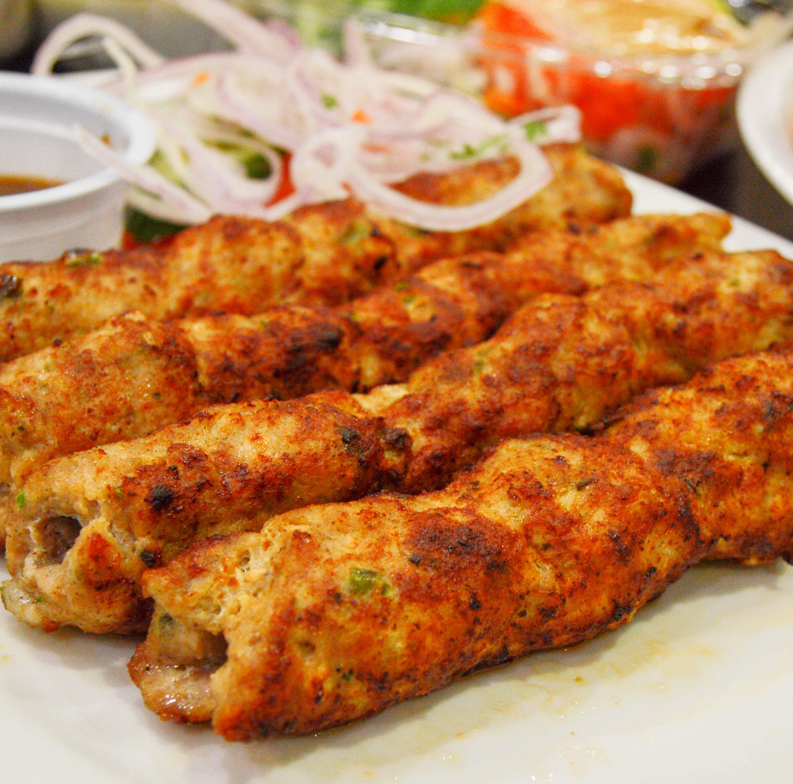 Veg. Seek Kebab