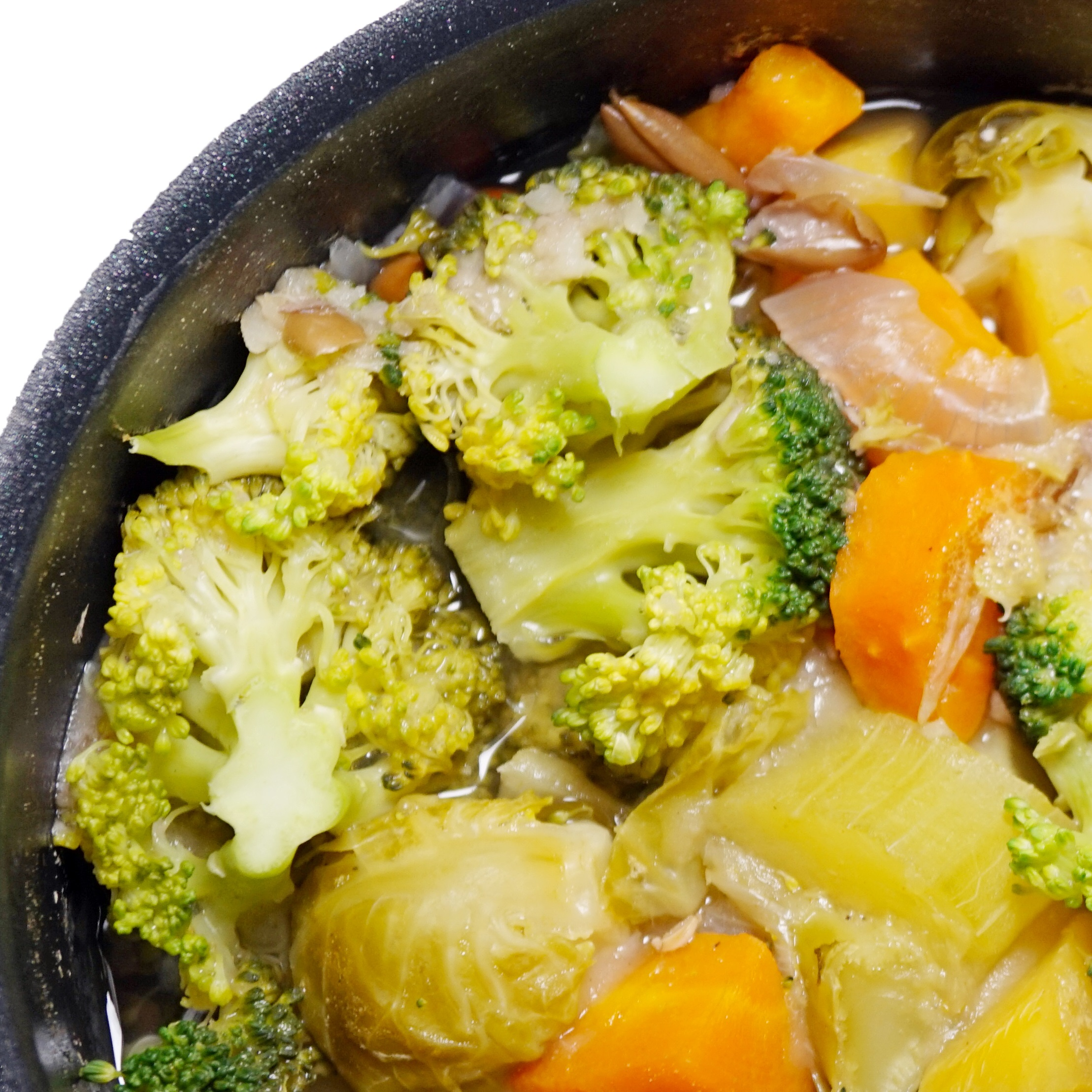 Boiled Vegetable (Seasonal As available)