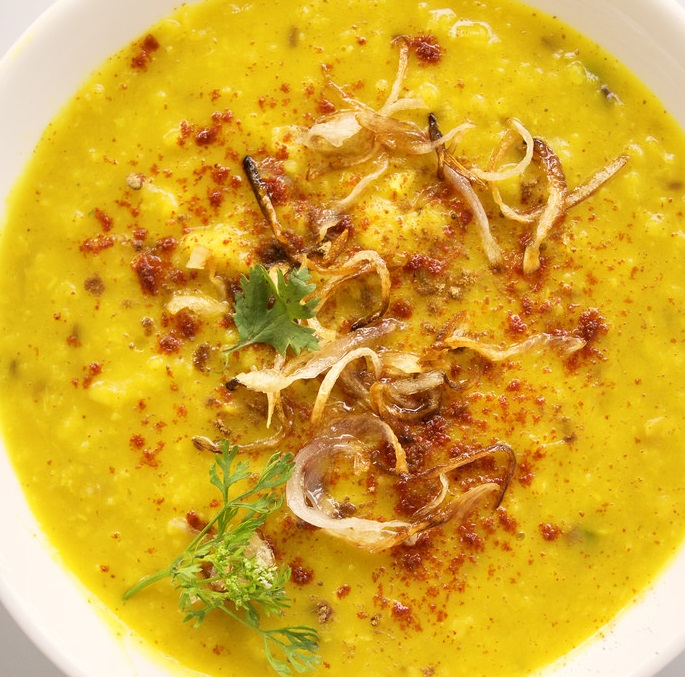 Pilli Dal Tadka