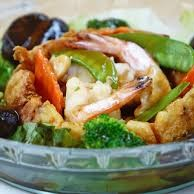 The Chinese Sizzlers (Veg.)