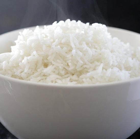 Plain Rice (Steamed)