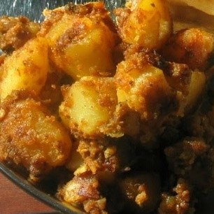 Stuffed Aloo