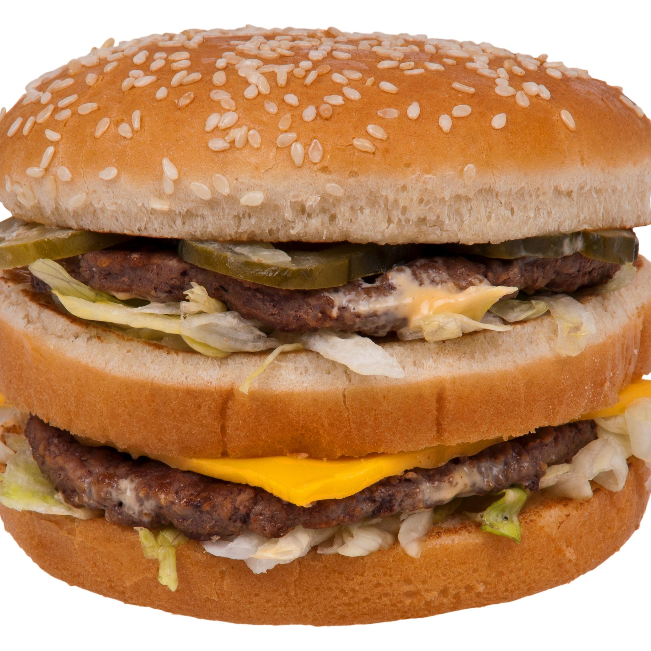 Veg. Triple Decker Sandwich